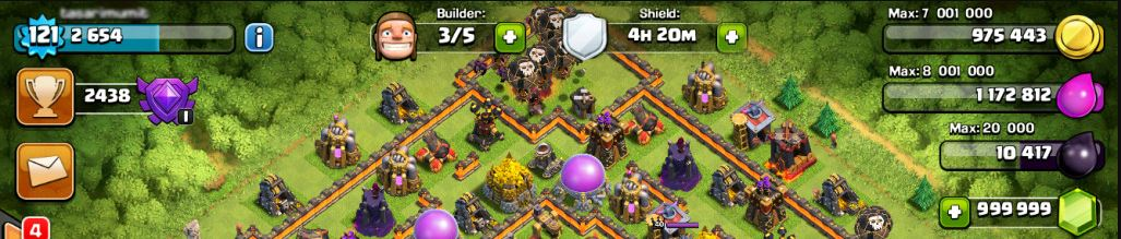 Clash of Clans Gems cheat free gems