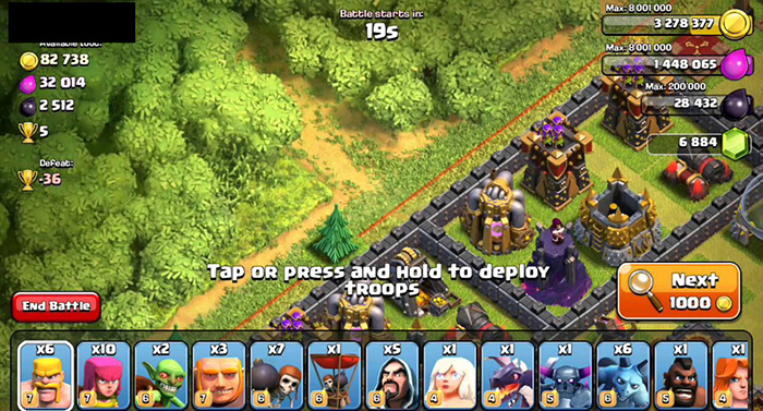 clash-of-clans-tips-attacking-players