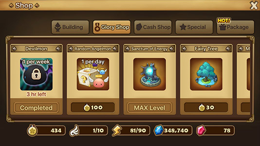 summoners-war-tips-glory-shop