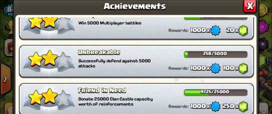achievements 1