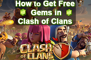 How to Get Free Gems For Clash of Clans - Gold Hax