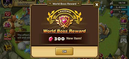 world boss