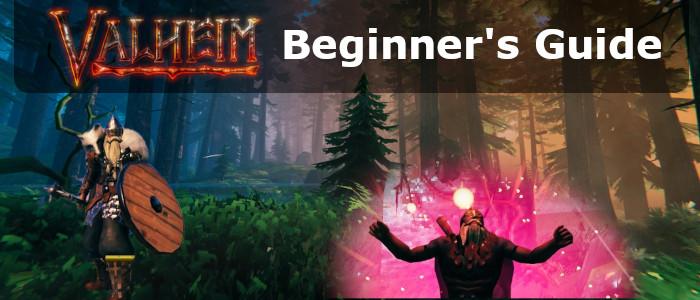 Valheim Beginners guide top image